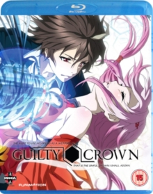 Guilty Crown: Series 1 - Part 1, Blu-ray  BluRay