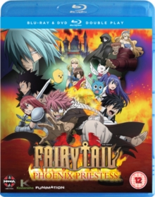 Fairy Tail the Movie: Phoenix Priestess, Blu-ray  BluRay