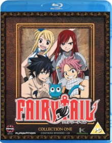 Fairy Tail: Collection 1, Blu-ray  BluRay