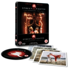 Street Fighter: Assassin's Fist, Blu-ray  BluRay