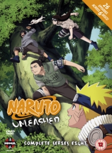 Naruto Unleashed: The Complete Series 8, DVD  DVD