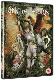 King of Thorn, DVD  DVD