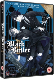 Black Butler: The Complete Second Season, DVD DVD