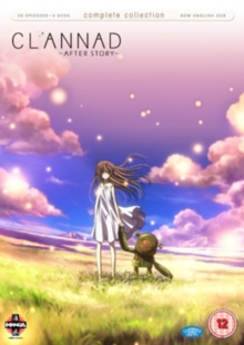 Clannad - After Story: The Complete Series, DVD  DVD