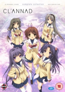 Clannad: The Complete First Series, DVD  DVD