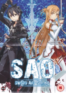 Sword Art Online: Part 1, DVD  DVD
