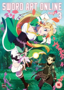 Sword Art Online: Part 3, DVD  DVD