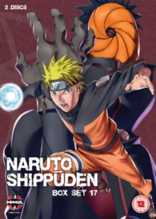 Naruto - Shippuden: Collection - Volume 17, DVD  DVD