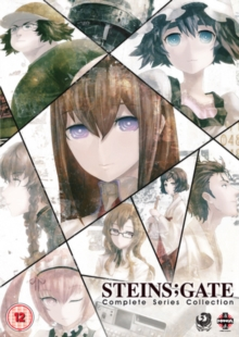 Steins;Gate: The Complete Series, DVD DVD