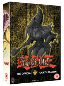 Yu Gi Oh: The Official Fourth Season, DVD DVD