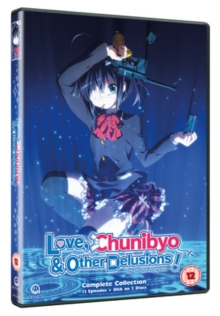 Love, Chunibyo & Other Delusions, DVD  DVD