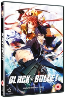 Black Bullet: Complete Season Collection, DVD  DVD