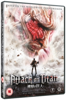 Attack On Titan: Part 1, DVD DVD