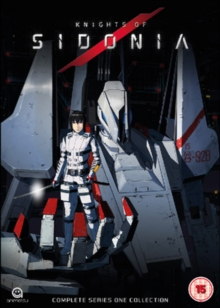 Knights of Sidonia - Complete Season 1, DVD  DVD