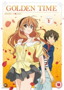 Golden Time: Collection 1, DVD DVD