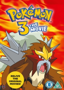Pokemon - The Movie: 3 - Spell of the Unown, DVD DVD