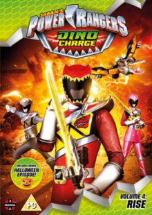 Power Rangers Dino Charge: Volume 4 - Rise, DVD DVD