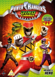 Power Rangers Dino Charge: Volume 5 - Hero, DVD DVD