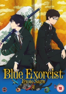 Blue Exorcist: Season 2 - Kyoto Saga Volume 2, DVD DVD