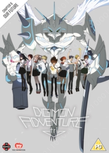Digimon Adventure Tri: Chapter 6 - Our Future, DVD DVD