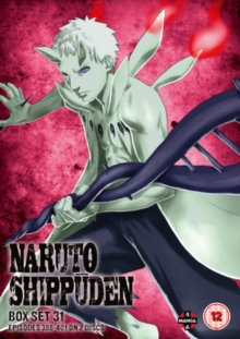 Naruto - Shippuden: Collection - Volume 31, DVD DVD
