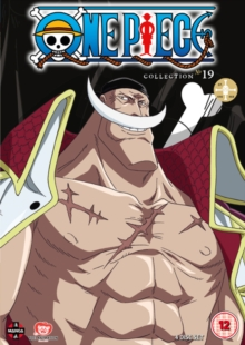 One Piece: Collection 19 (Uncut), DVD DVD