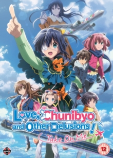 Love, Chunibyo & Other Delusions!: The Movie - Take On Me, DVD DVD
