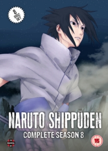 Naruto - Shippuden: Complete Series 8, DVD DVD
