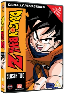 Dragon Ball Z: Complete Season 2, DVD  DVD
