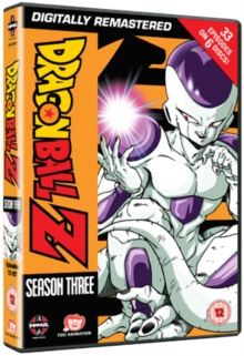 Dragon Ball Z: Complete Season 3, DVD  DVD