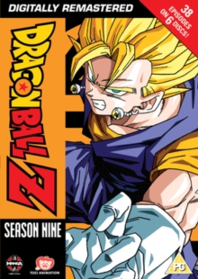 Dragon Ball Z: Complete Season 9, DVD  DVD