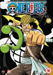 One Piece: Collection 5, DVD  DVD