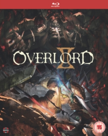 Overlord II - Season Two, Blu-ray BluRay