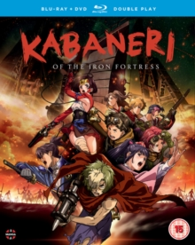 Kabaneri of the Iron Fortress: Season One, Blu-ray BluRay