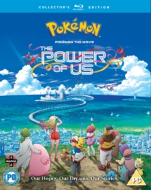 Pokémon - The Movie: The Power of Us, Blu-ray BluRay