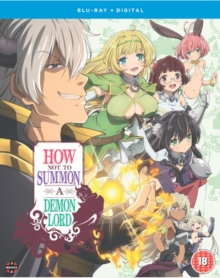How Not to Summon a Demon Lord, Blu-ray BluRay