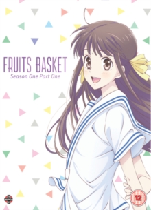 Fruits Basket: Season One - Part One, DVD DVD