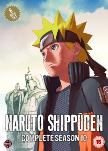 Naruto - Shippuden: Complete Series 10, DVD DVD