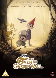 Over the Garden Wall, DVD DVD