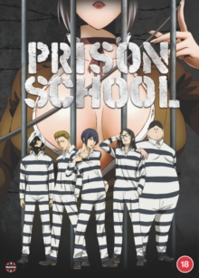 Prison School: The Complete Series, DVD DVD
