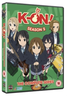 K-ON! Complete Series 2, DVD  DVD