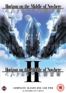 Horizon On the Middle of Nowhere: Season 1 and 2, DVD  DVD