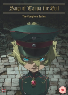 Saga of Tanya the Evil: The Complete Series, DVD DVD