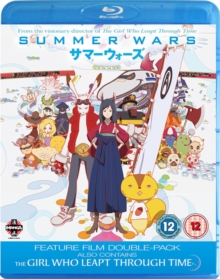 Summer Wars/The Girl Who Leapt Through Time, Blu-ray  BluRay