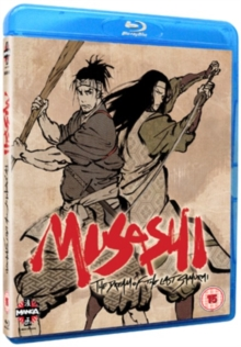 Musashi - The Dream of the Last Samurai, Blu-ray  BluRay