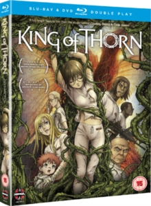 King of Thorn, Blu-ray  BluRay