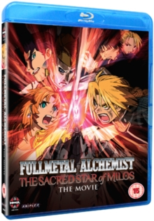 Fullmetal Alchemist - The Movie 2: The Sacred Star of Milos, Blu-ray BluRay