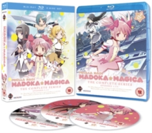 Puella Magi Madoka Magica: The Complete Series, Blu-ray  BluRay