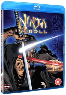 Ninja Scroll, Blu-ray  BluRay