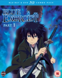 Blue Exorcist: Part 1, Blu-ray  BluRay